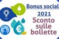 Bonus sociale elettrico Bonus gas energia