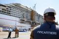 lavoro cantieri navali fincantieri