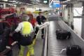 aeroporto fiumicino operatori carico scarico bagag